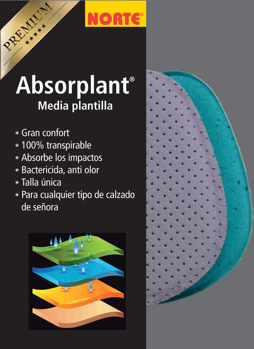 Art. 1003 Media Plantilla Absorplant - Plantillas Lago